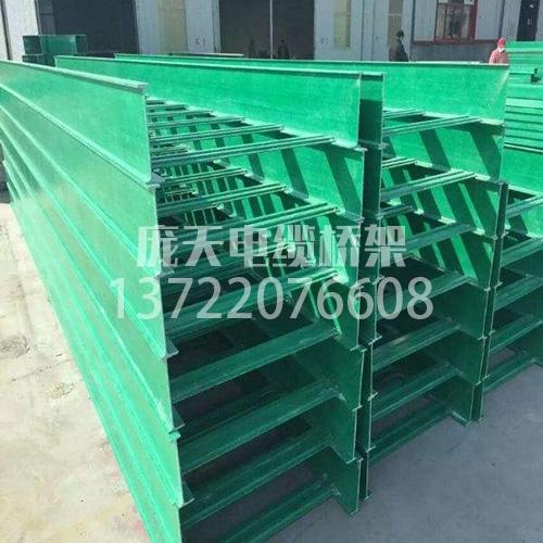 巴盟玻璃钢电缆桥架生产