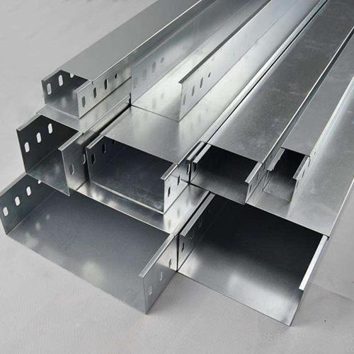 槽式电缆桥架安装