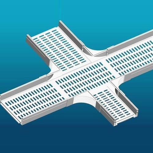 托盘式电缆桥架加工